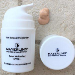 Mayerling Tinted SPF Moisturiser