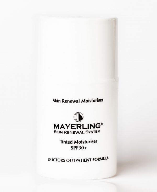 Tinted Moisturiser - Mayerling Skincare